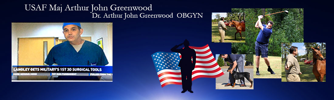Arthur John Greenwood